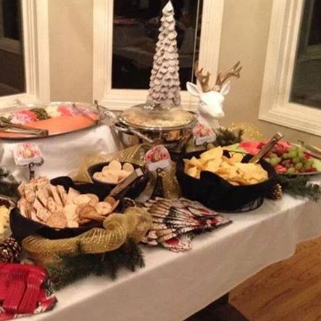 Colorados Bespoke Holiday Catering Denver Boulder - Table one catering